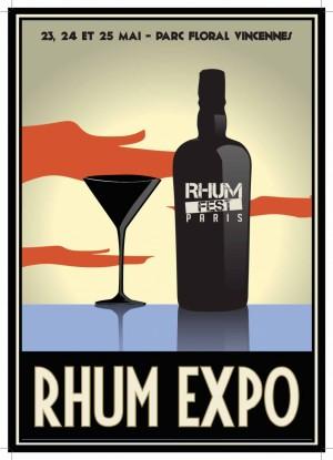 Affiche Rhum Fest 2015