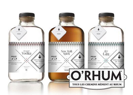 distillerie de paris gin vodka malt
